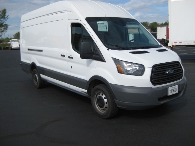 Cargo Van (Panel Van)-Light and Medium Duty Trucks-Ford-2015-TRAN250-CHICAGO RIDGE-IL-92,875 miles-$24,750