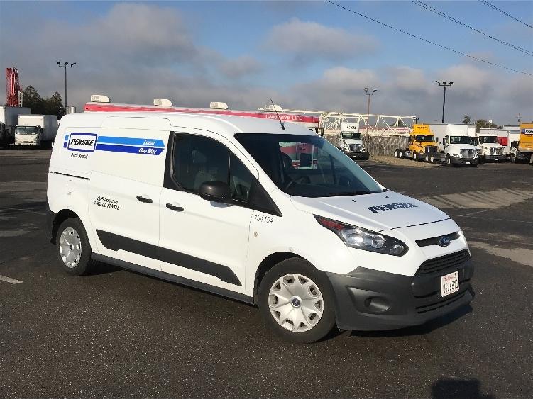 Cargo Van (Panel Van)-Light and Medium Duty Trucks-Ford-2015-Transit-WEST SACRAMENTO-CA-55,278 miles-$14,750