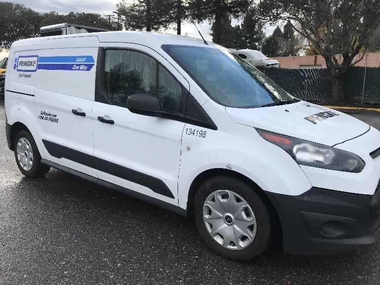 Cargo Van (Panel Van)-Light and Medium Duty Trucks-Ford-2015-Transit-WEST SACRAMENTO-CA-38,989 miles-$15,000