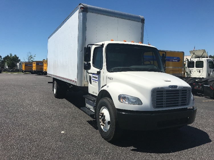 Medium Duty Box Truck-Light and Medium Duty Trucks-Freightliner-2016-M2-WEST COLUMBIA-SC-221,080 miles-$38,500