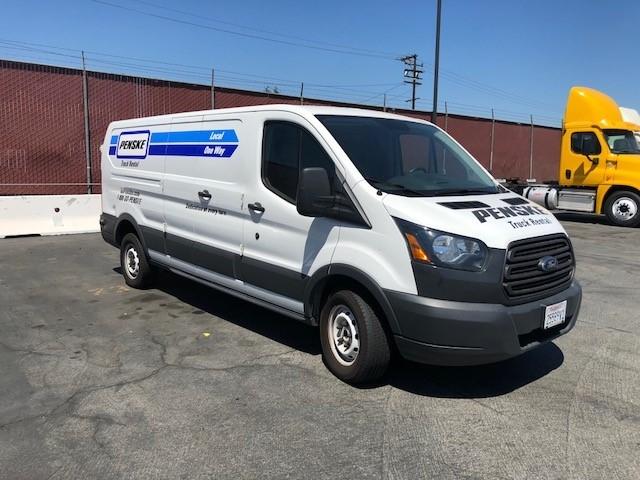 Cargo Van (Panel Van)-Light and Medium Duty Trucks-Ford-2015-TRAN250-SUN VALLEY-CA-76,978 miles-$20,250