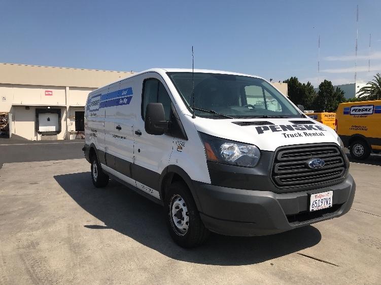 Cargo Van (Panel Van)-Light and Medium Duty Trucks-Ford-2015-TRAN250-TORRANCE-CA-63,291 miles-$23,250