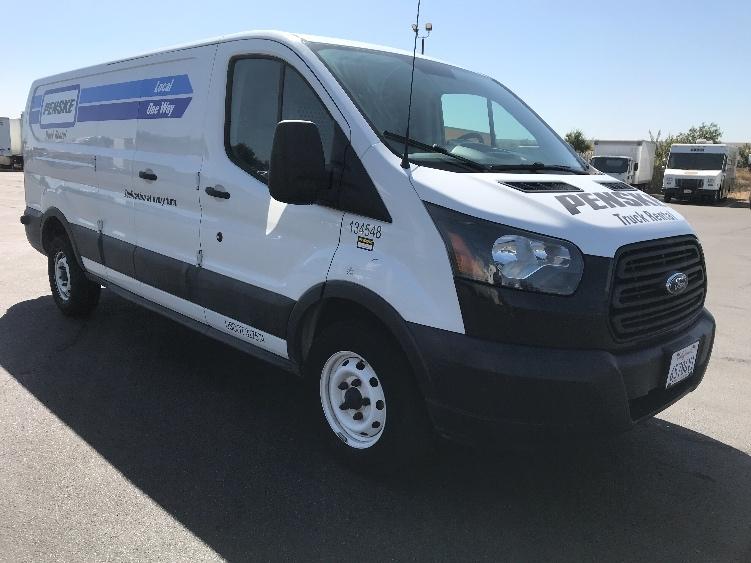 Cargo Van (Panel Van)-Light and Medium Duty Trucks-Ford-2015-TRAN250-TORRANCE-CA-53,425 miles-$24,500