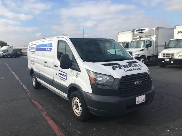 Cargo Van (Panel Van)-Light and Medium Duty Trucks-Ford-2015-TRAN250-TORRANCE-CA-60,804 miles-$23,500