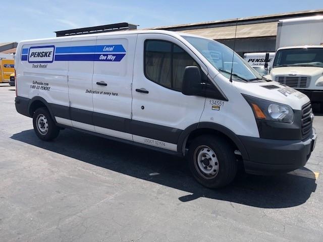 Cargo Van (Panel Van)-Light and Medium Duty Trucks-Ford-2015-TRAN250-TORRANCE-CA-53,407 miles-$24,500
