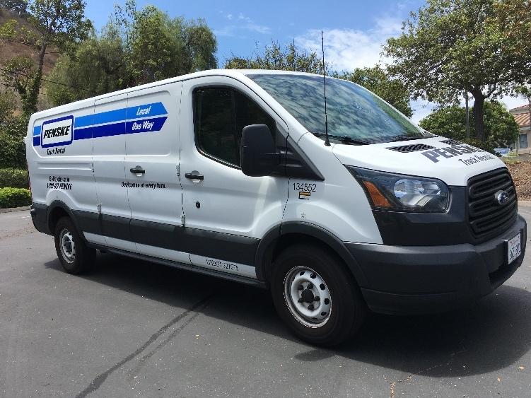 Cargo Van (Panel Van)-Light and Medium Duty Trucks-Ford-2015-TRAN250-TORRANCE-CA-57,798 miles-$24,000