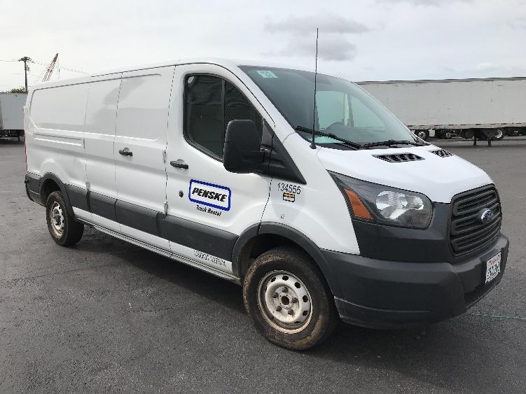 Cargo Van (Panel Van)-Light and Medium Duty Trucks-Ford-2015-TRAN250-SAN DIEGO-CA-79,262 miles-$21,000