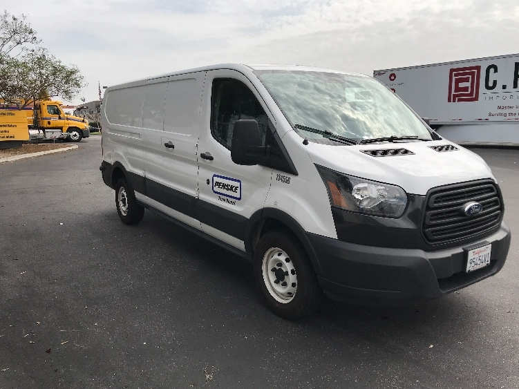 Cargo Van (Panel Van)-Light and Medium Duty Trucks-Ford-2015-TRAN250-TORRANCE-CA-52,586 miles-$24,500