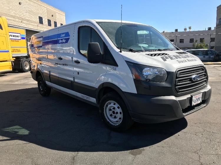 Cargo Van (Panel Van)-Light and Medium Duty Trucks-Ford-2015-TRAN250-TORRANCE-CA-75,749 miles-$22,250