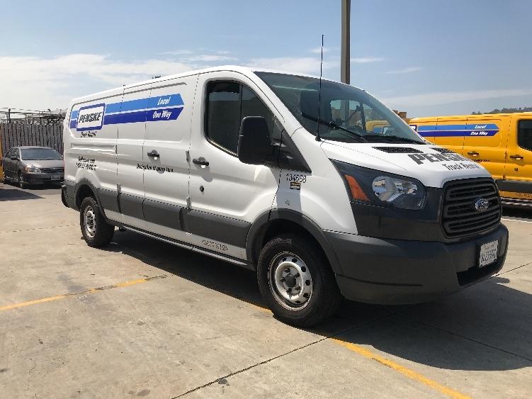 Cargo Van (Panel Van)-Light and Medium Duty Trucks-Ford-2015-TRAN250-TORRANCE-CA-60,948 miles-$23,500