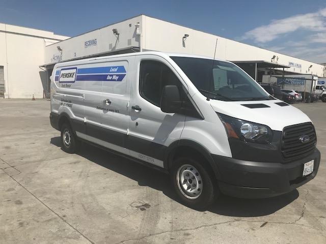 Cargo Van (Panel Van)-Light and Medium Duty Trucks-Ford-2015-TRAN250-LOS ANGELES-CA-57,255 miles-$24,000