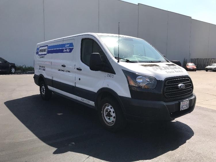 Cargo Van (Panel Van)-Light and Medium Duty Trucks-Ford-2015-TRAN250-TORRANCE-CA-39,478 miles-$26,000