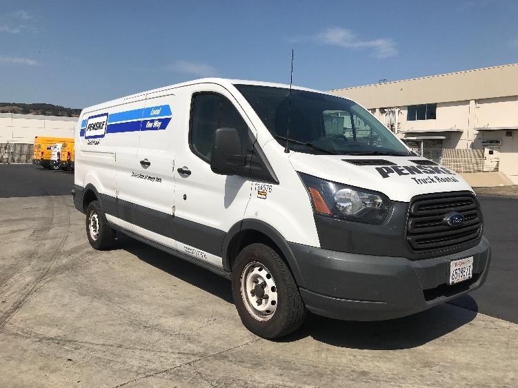Cargo Van (Panel Van)-Light and Medium Duty Trucks-Ford-2015-TRAN250-TORRANCE-CA-51,806 miles-$25,000