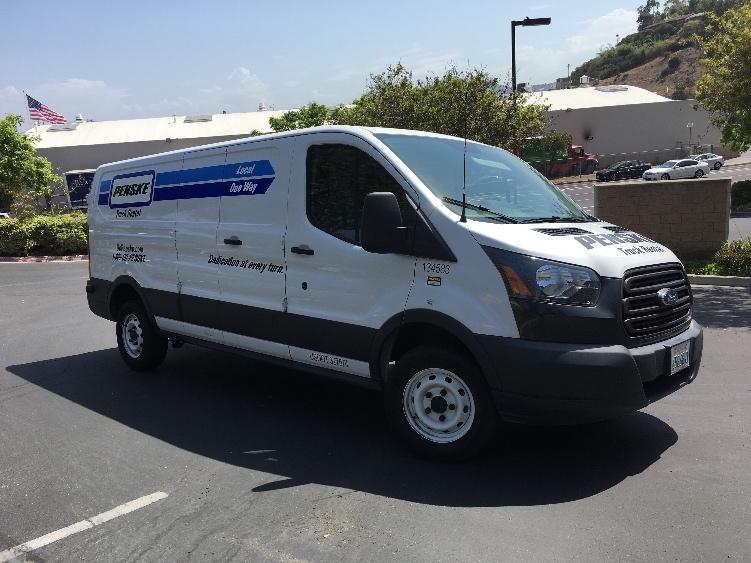 Cargo Van (Panel Van)-Light and Medium Duty Trucks-Ford-2015-TRAN250-TORRANCE-CA-61,331 miles-$23,500