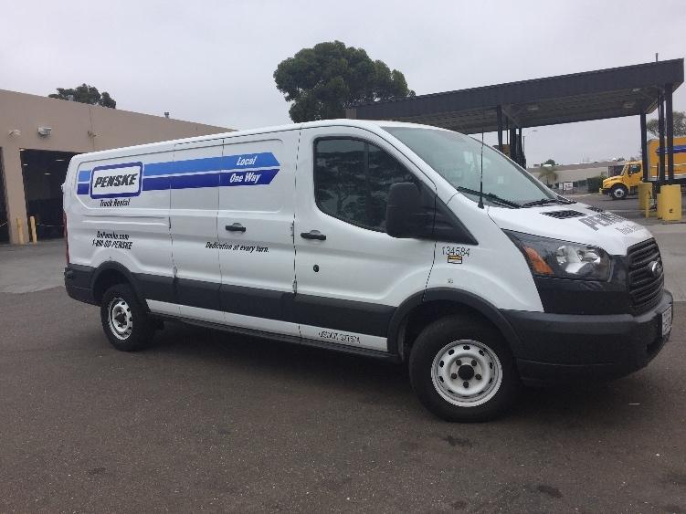 Cargo Van (Panel Van)-Light and Medium Duty Trucks-Ford-2015-TRAN250-TORRANCE-CA-92,372 miles-$25,000