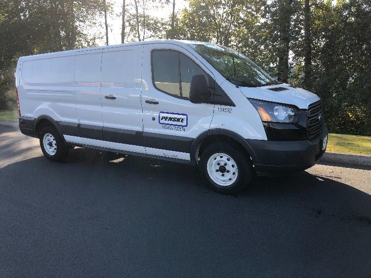 Cargo Van (Panel Van)-Light and Medium Duty Trucks-Ford-2015-TRAN250-CLACKAMAS-OR-56,876 miles-$24,000