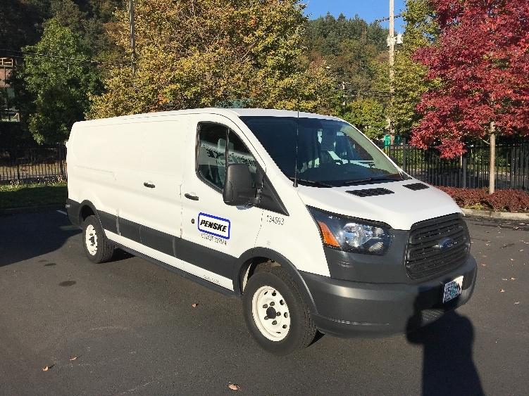 Cargo Van (Panel Van)-Light and Medium Duty Trucks-Ford-2015-TRAN250-PORTLAND-OR-72,741 miles-$22,500