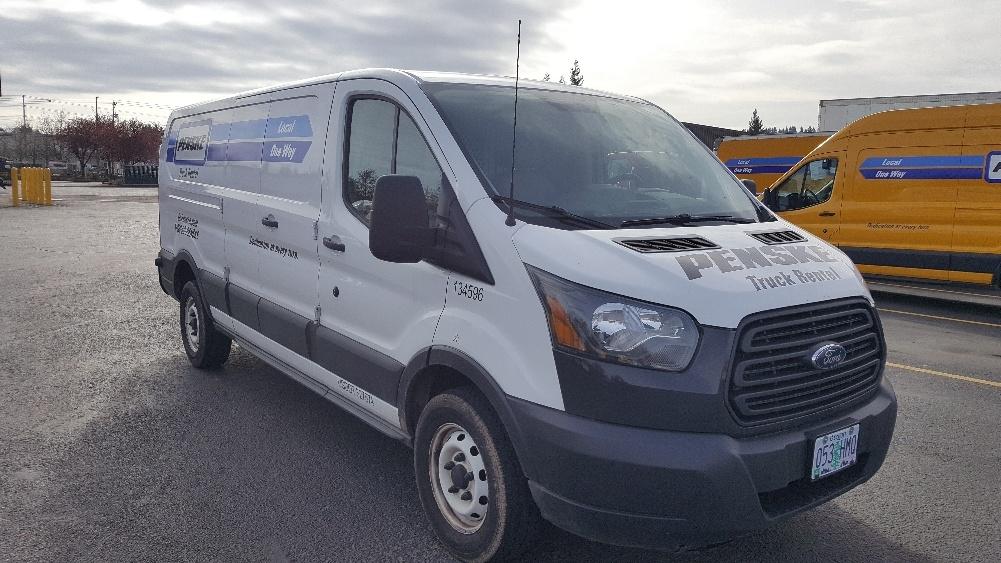Cargo Van (Panel Van)-Light and Medium Duty Trucks-Ford-2015-TRAN250-WILSONVILLE-OR-120,005 miles-$13,000