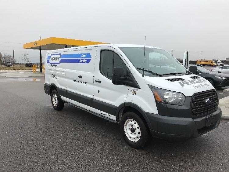 Cargo Van (Panel Van)-Light and Medium Duty Trucks-Ford-2015-TRAN250-EVANSVILLE-IN-74,691 miles-$21,250