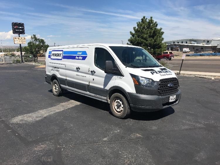 Cargo Van (Panel Van)-Light and Medium Duty Trucks-Ford-2015-TRAN250-EL PASO-TX-96,895 miles-$20,000