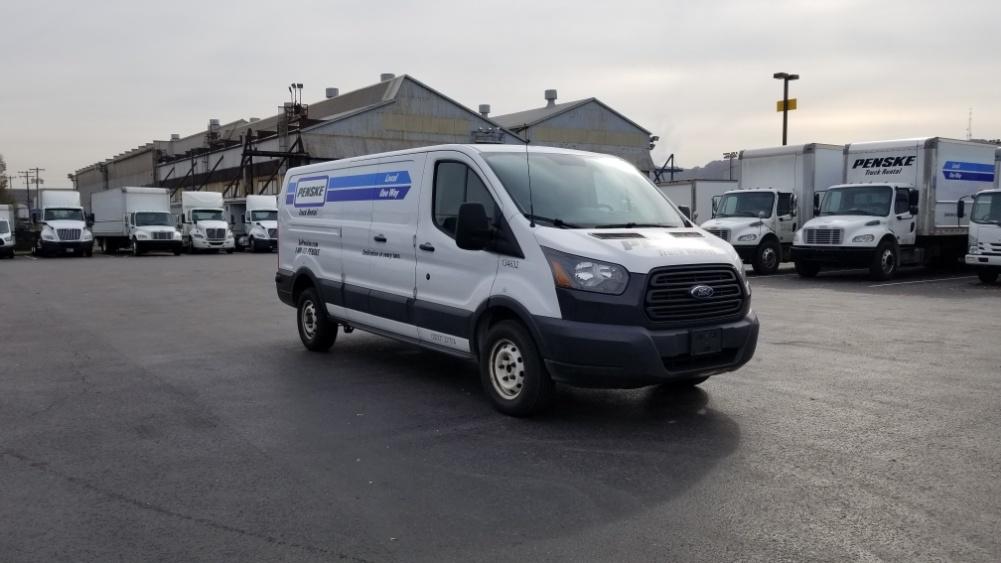 Cargo Van (Panel Van)-Light and Medium Duty Trucks-Ford-2015-TRAN250-PITTSBURGH-PA-92,351 miles-$19,250