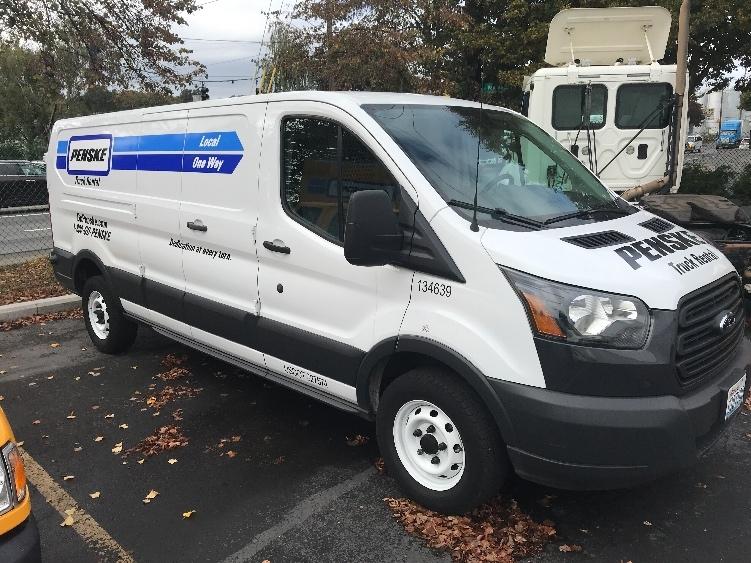 Cargo Van (Panel Van)-Light and Medium Duty Trucks-Ford-2015-TRAN250-PORTLAND-OR-68,238 miles-$23,000