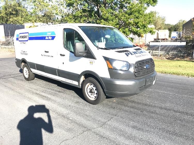 Cargo Van (Panel Van)-Light and Medium Duty Trucks-Ford-2015-TRAN250-ATLANTA-GA-86,151 miles-$20,000
