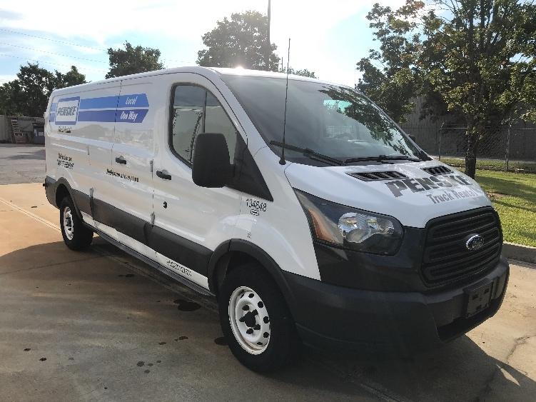 Cargo Van (Panel Van)-Light and Medium Duty Trucks-Ford-2015-TRAN250-ATLANTA-GA-101,657 miles-$19,000
