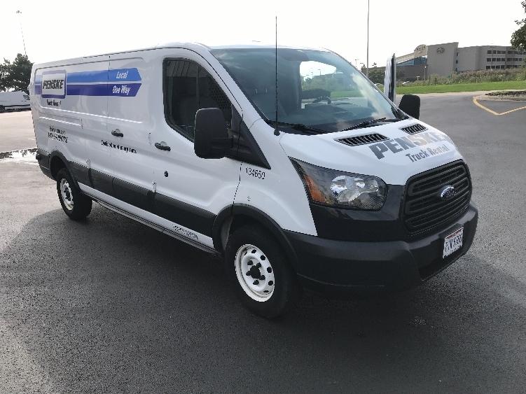 Cargo Van (Panel Van)-Light and Medium Duty Trucks-Ford-2015-TRAN250-COLUMBUS-OH-103,160 miles-$17,500