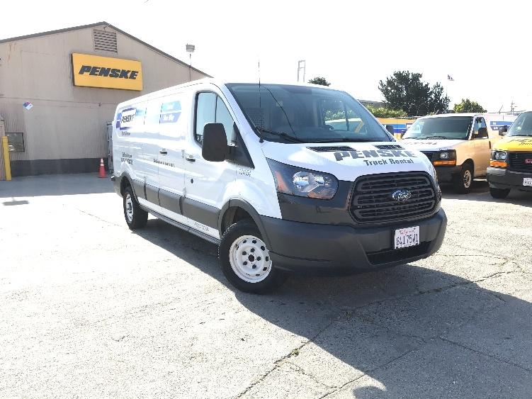 Cargo Van (Panel Van)-Light and Medium Duty Trucks-Ford-2015-TRAN250-SANTA CLARA-CA-71,406 miles-$22,000