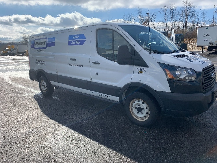 Cargo Van (Panel Van)-Light and Medium Duty Trucks-Ford-2015-TRAN250-PITTSBURGH-PA-86,089 miles-$21,000