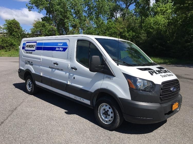 Cargo Van (Panel Van)-Light and Medium Duty Trucks-Ford-2015-TRAN250-ALBANY-NY-57,370 miles-$23,000