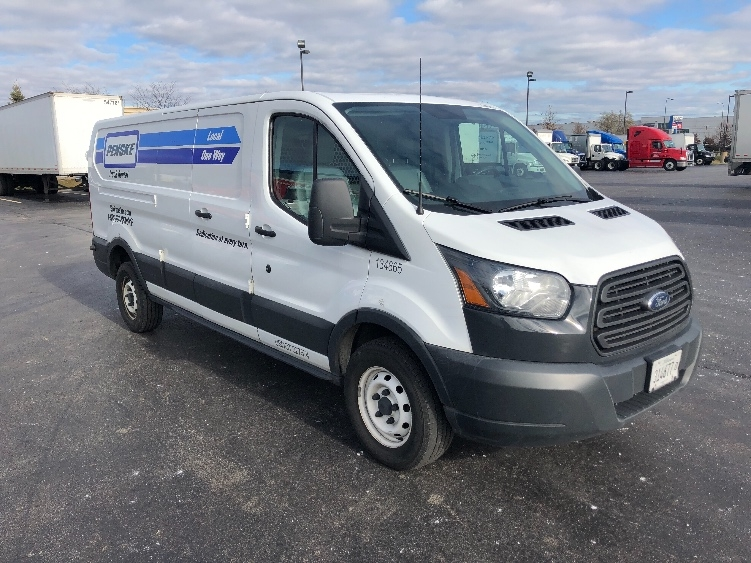 Cargo Van (Panel Van)-Light and Medium Duty Trucks-Ford-2015-TRAN250-ELK GROVE VILLAGE-IL-66,317 miles-$22,250