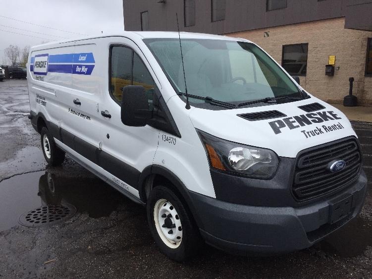 Cargo Van (Panel Van)-Light and Medium Duty Trucks-Ford-2015-TRAN250-KENTWOOD-MI-105,514 miles-$17,500