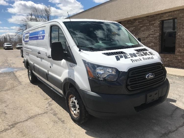 Cargo Van (Panel Van)-Light and Medium Duty Trucks-Ford-2015-TRAN250-KENTWOOD-MI-112,691 miles-$17,000