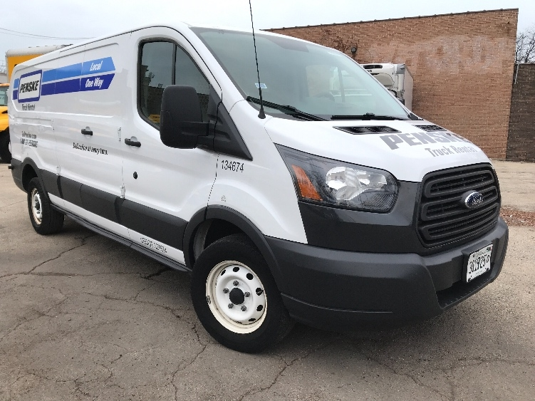 Cargo Van (Panel Van)-Light and Medium Duty Trucks-Ford-2015-TRAN250-ELK GROVE VILLAGE-IL-66,527 miles-$22,250