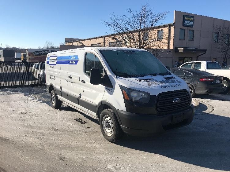 Cargo Van (Panel Van)-Light and Medium Duty Trucks-Ford-2015-TRAN250-LENEXA-KS-105,080 miles-$19,750