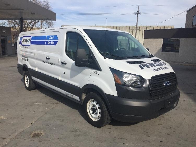 Cargo Van (Panel Van)-Light and Medium Duty Trucks-Ford-2015-TRAN250-DAVENPORT-IA-99,214 miles-$18,750