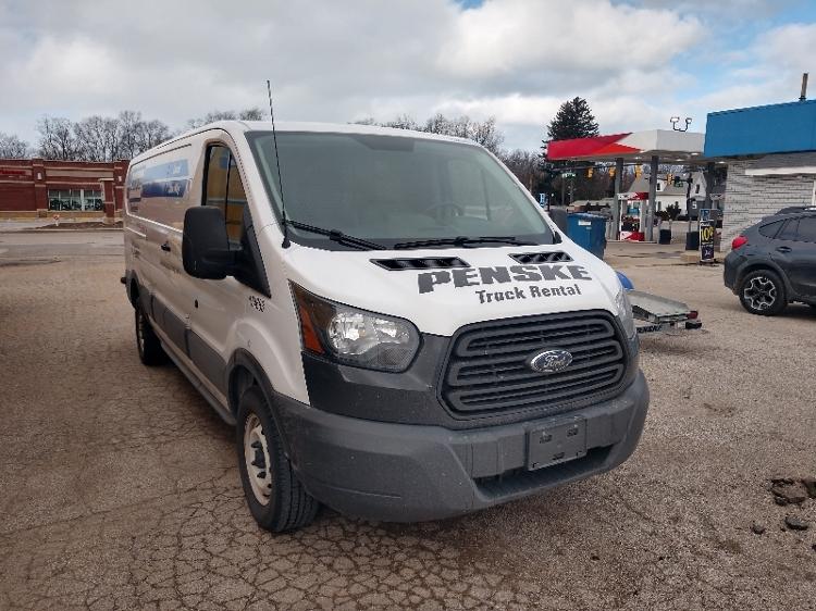Cargo Van (Panel Van)-Light and Medium Duty Trucks-Ford-2015-TRAN250-SOUTH BEND-IN-76,448 miles-$20,000