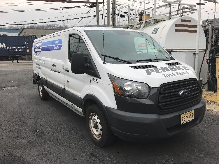 Cargo Van (Panel Van)-Light and Medium Duty Trucks-Ford-2015-TRAN250-NORTH BERGEN-NJ-64,808 miles-$23,250