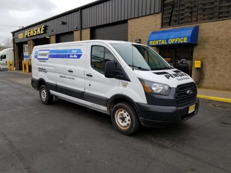 Cargo Van (Panel Van)-Light and Medium Duty Trucks-Ford-2015-TRAN250-NORTH BERGEN-NJ-84,908 miles-$21,250