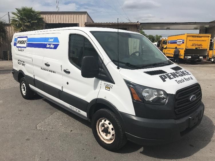 Cargo Van (Panel Van)-Light and Medium Duty Trucks-Ford-2015-TRAN250-TAMPA-FL-83,271 miles-$21,250