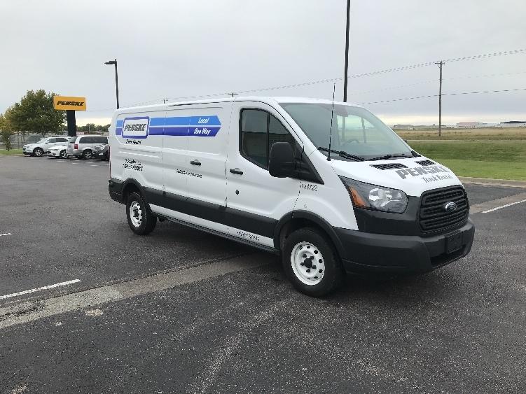 Cargo Van (Panel Van)-Light and Medium Duty Trucks-Ford-2015-TRAN250-WICHITA-KS-105,946 miles-$18,000