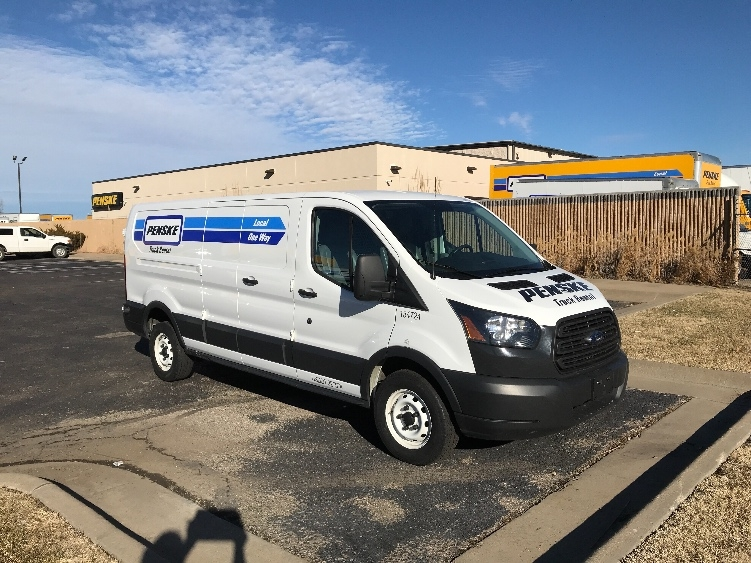 Cargo Van (Panel Van)-Light and Medium Duty Trucks-Ford-2015-TRAN250-WICHITA-KS-126,691 miles-$16,250