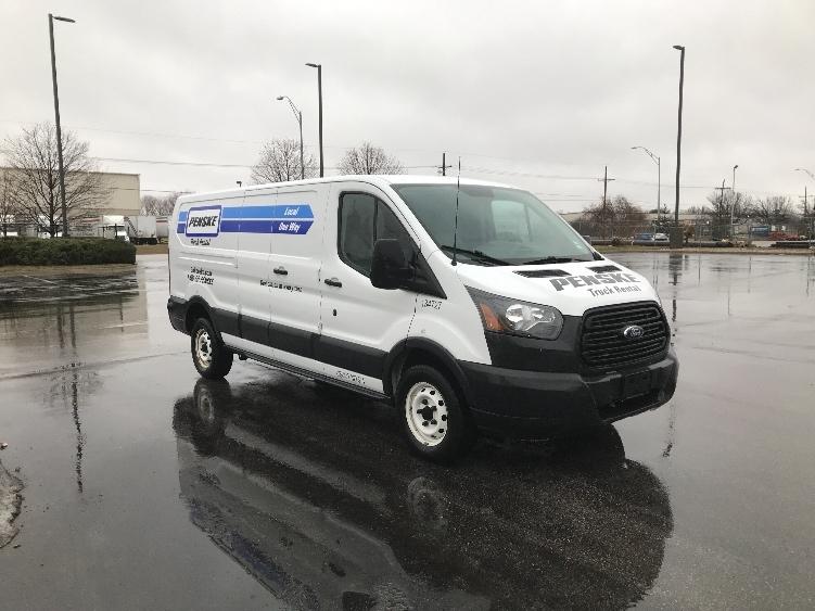Cargo Van (Panel Van)-Light and Medium Duty Trucks-Ford-2015-TRAN250-KANSAS CITY-MO-93,818 miles-$19,250