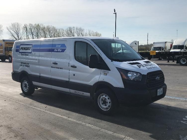Cargo Van (Panel Van)-Light and Medium Duty Trucks-Ford-2015-TRAN250-LENEXA-KS-77,209 miles-$22,250