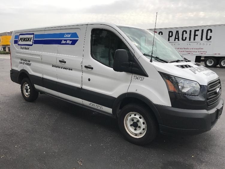 Cargo Van (Panel Van)-Light and Medium Duty Trucks-Ford-2015-TRAN250-TORRANCE-CA-56,151 miles-$24,250