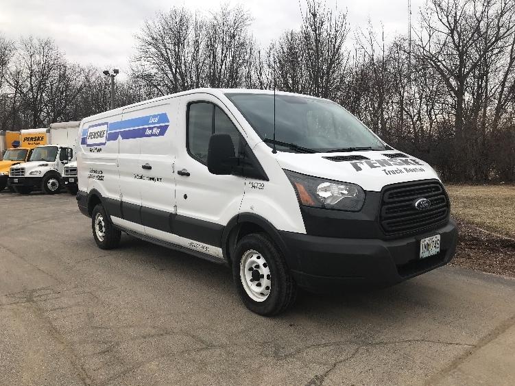 Cargo Van (Panel Van)-Light and Medium Duty Trucks-Ford-2015-TRAN250-EAST PEORIA-IL-83,128 miles-$21,250