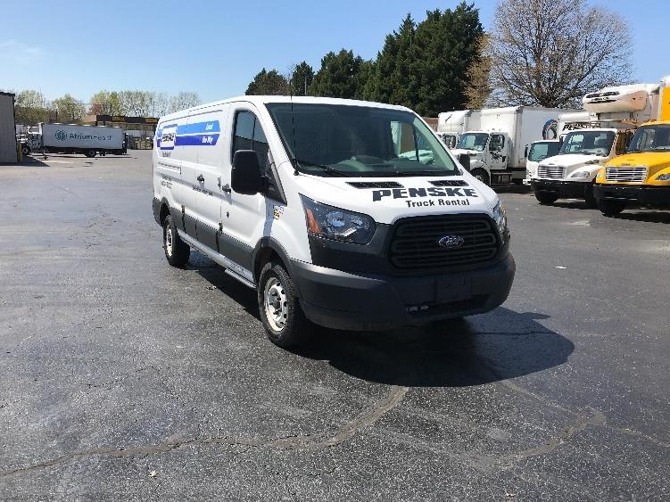 Cargo Van (Panel Van)-Light and Medium Duty Trucks-Ford-2015-TRAN250-CHARLOTTE-NC-102,516 miles-$17,750