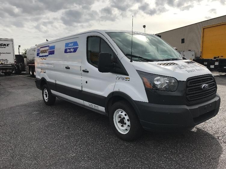 Cargo Van (Panel Van)-Light and Medium Duty Trucks-Ford-2015-TRAN250-ORLANDO-FL-79,690 miles-$20,500